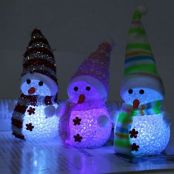 Led Christmas Yard Decorations,Ajnh Glowing Snowman Sticks For Sale , Buy  Glowing Snowman Sticks,Led Christmas Yard Decorations,Glowing Snowman  Sticks