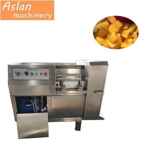 High quality beef dicer machine / Frozen pork meat dicing cutter machine /Frozen meat and fruit dicer machine
