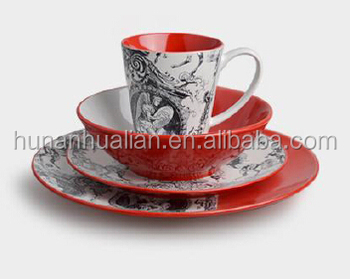 2015 wholesale asian style dinnerware 16pc liquidation dinnerwarespanish ceramic dinnerware & 2015 Wholesale Asian Style Dinnerware16pc Liquidation Dinnerware ...