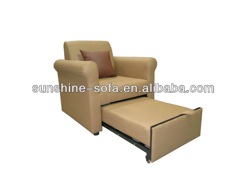 Nice Single Dubai Leather Sofa Bed