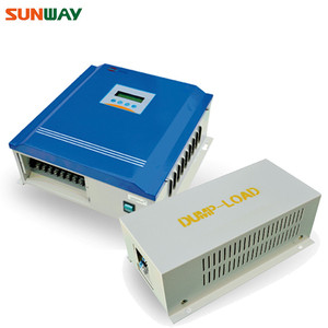 Hot sale wind solar hybrid charge controller 1kw-5kw for solar panel and wind turbine