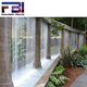 Digital water swimming pool waterfall pool decorative falling water curtain fountains