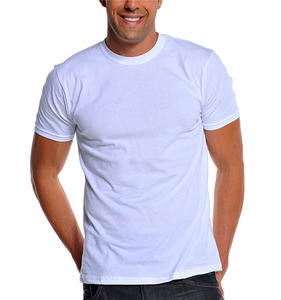 Wholesale high quality t shirt bulk blanks cheapest men t shirt t-shirts