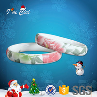 Promotional charm design colorful ceramic jewelry bangle bracelet CC-S003