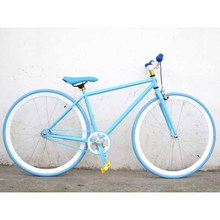 Cheap aluminium fixed gear road bicycle 700c single speed bikes freestyle bike