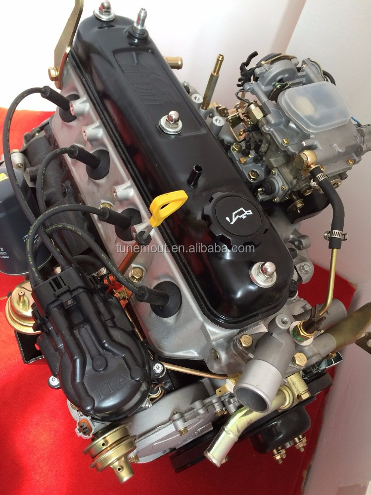 Toyota 4Y complete new engine