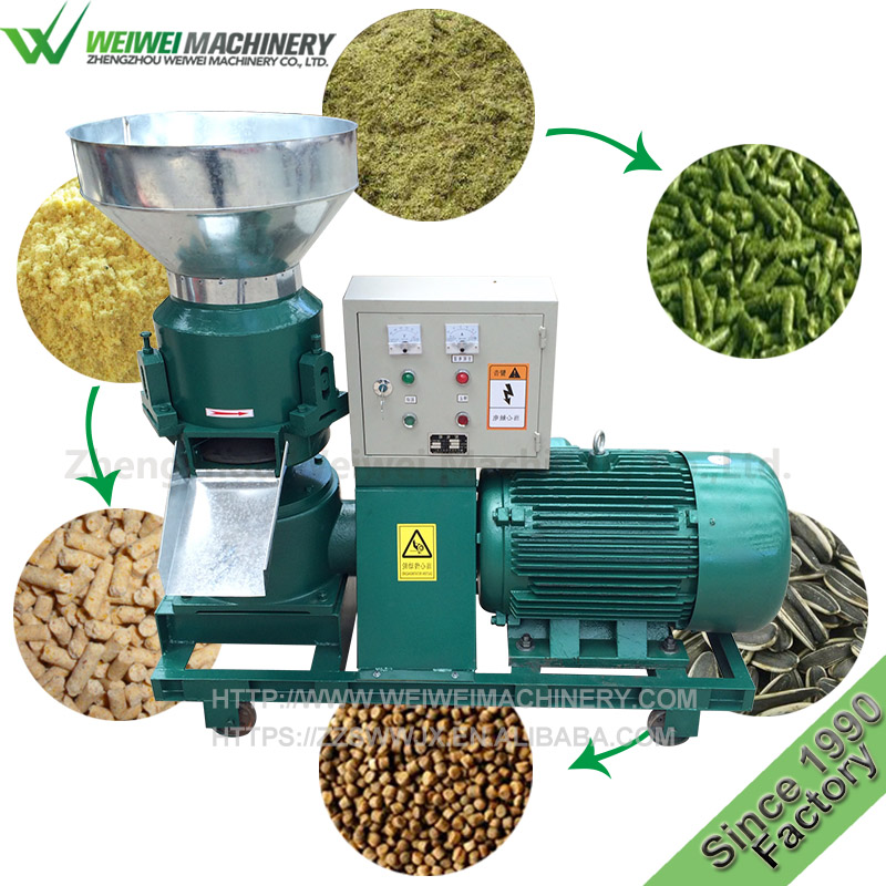 Weiwei 30 years manufacturer purina poultry feed coupons pellet press