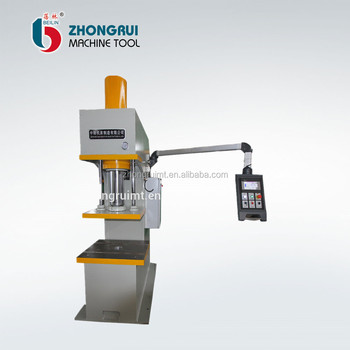 Y41 Series C Frame Hydraulic Press Machine For Panel Component - Buy ...