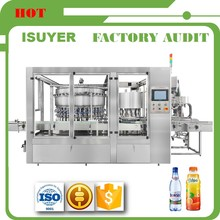 Promotional 1 Year Warranty Plastic Bottle Milk Filling And Sealing Machine 50ml to 1L
