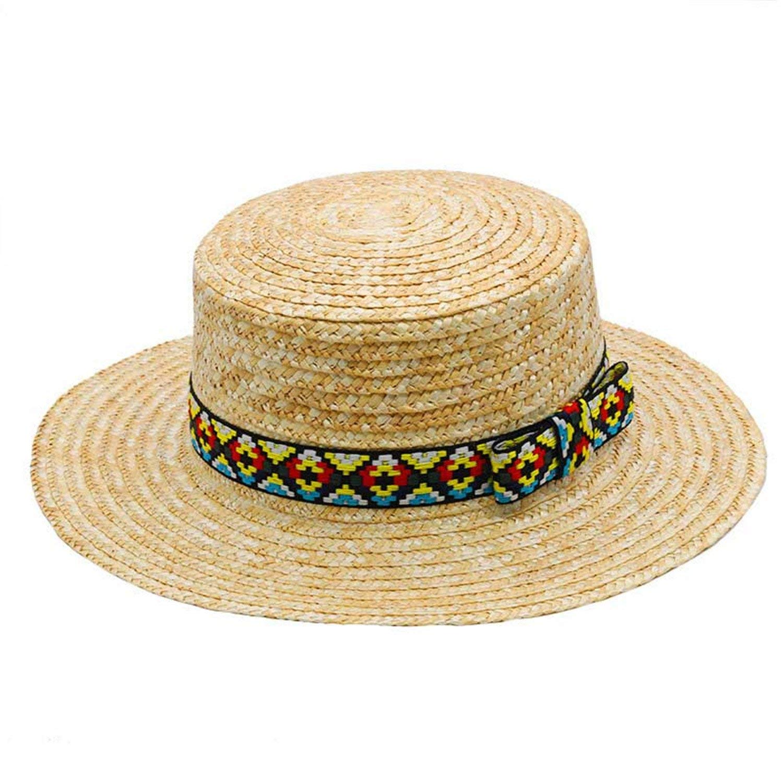 Get Quotations · Woman Athlete Sun Hat Summer New Fashion Wheat Panama Sun  Hat Beach Hat Ribbon Bow Knot 354b2d37823b