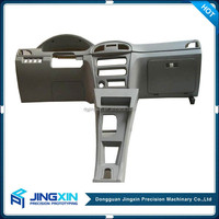 Jingxin CNC Machining Car Lamp Cover Auto Spare Parts Rapid Prototype