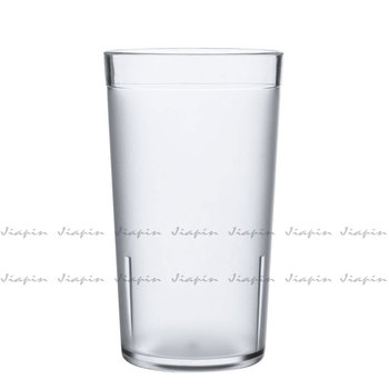 Restaurant Bar Huis Drinkware Unbreakable Herbruikbare Hard SAN Plastic Clear Frosted Water Sapkop