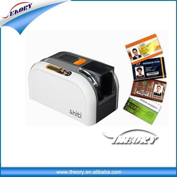 cout d une carte d identité Originale HiTi CS 200e pvc impression de cartes, Pvc carte d