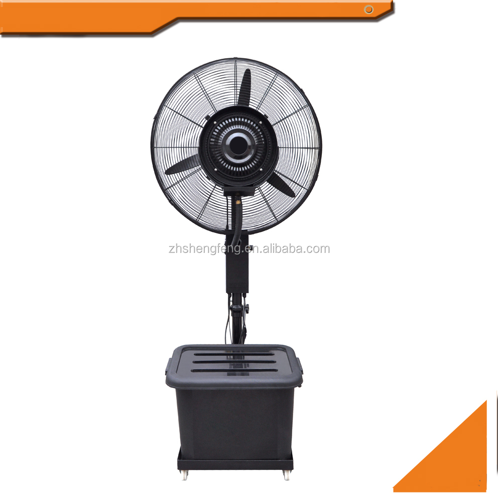 Portable Water Spray Cooling Fan Water Mist Fan Wholesale, Cooling ... for industrial fan with water spray  181pct