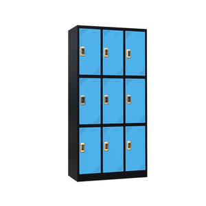 Metal Commercial Furniture Steel Gym Changing Room Locker for Sale