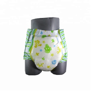 Baby Print Adult Diaper for abdl