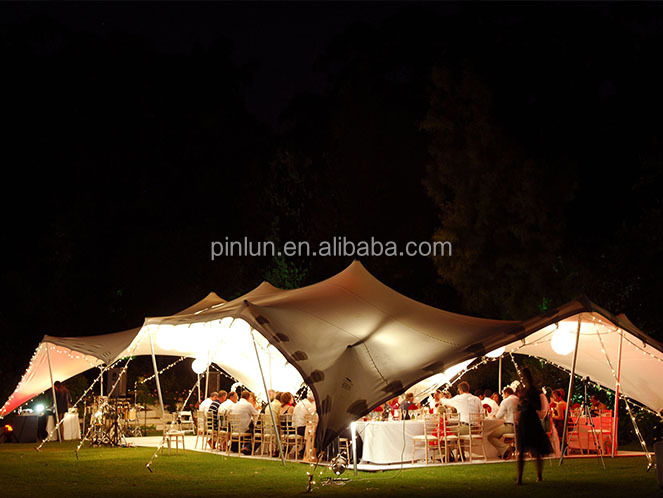 Nice Waterproof stretch <strong>tent</strong> for outdoor wedding/camp/party/events in china 2014