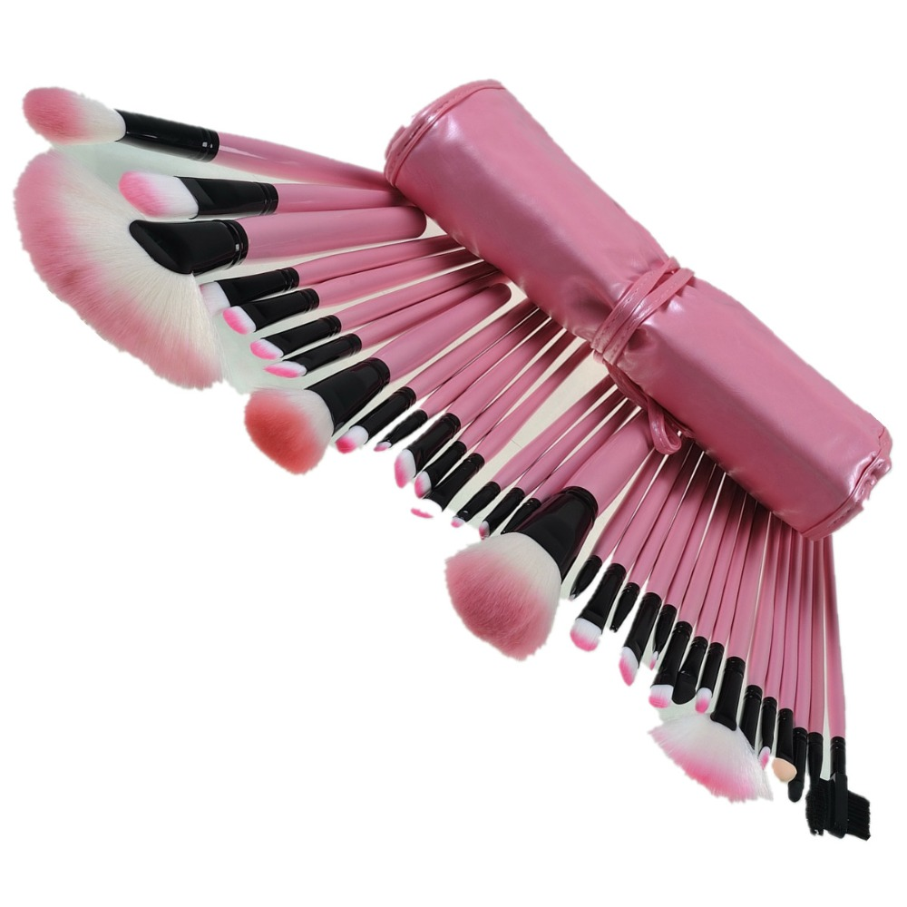 Professional Cosmetic Beauty Tools 32 piece go pro makeup brush