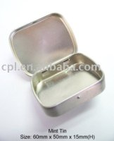 Small Tin Case