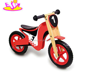 2018 New fashion children balance bike without wooden pedals W16C202