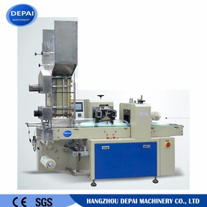 DP-SP045 200pcs/bag group straw packing machine hangzhou