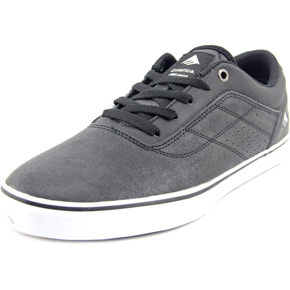 Emerica The Herman G6 Vulc Size 11.5 Black/White/Gum Skate Shoes