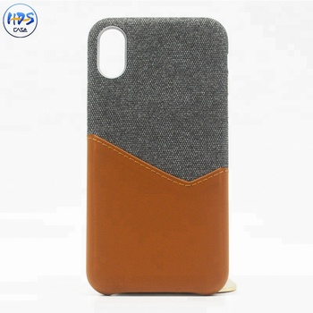 mobile phone bags case for iphone x leather case