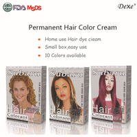 Hair dye ideas best manufacturer nature private label OEM/ODM
