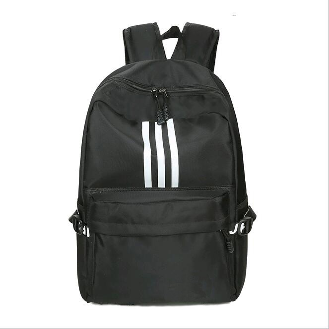 462dc30ae58 New Models Fashion Polyester Simple Sports Students Backpack School Bags  For Cool Girls Boys College Students