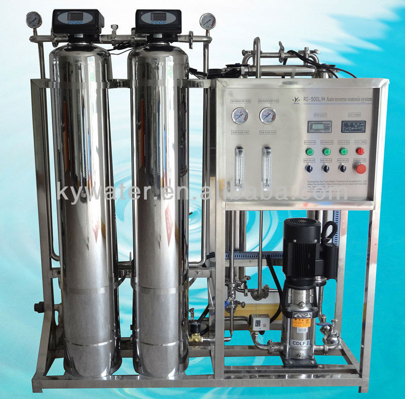 CE Approved KYRO-500 ro membrane system for water desalter machine
