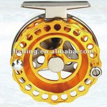 2012 New Design Various Colors CNC Machined Aluminum Fly Reel