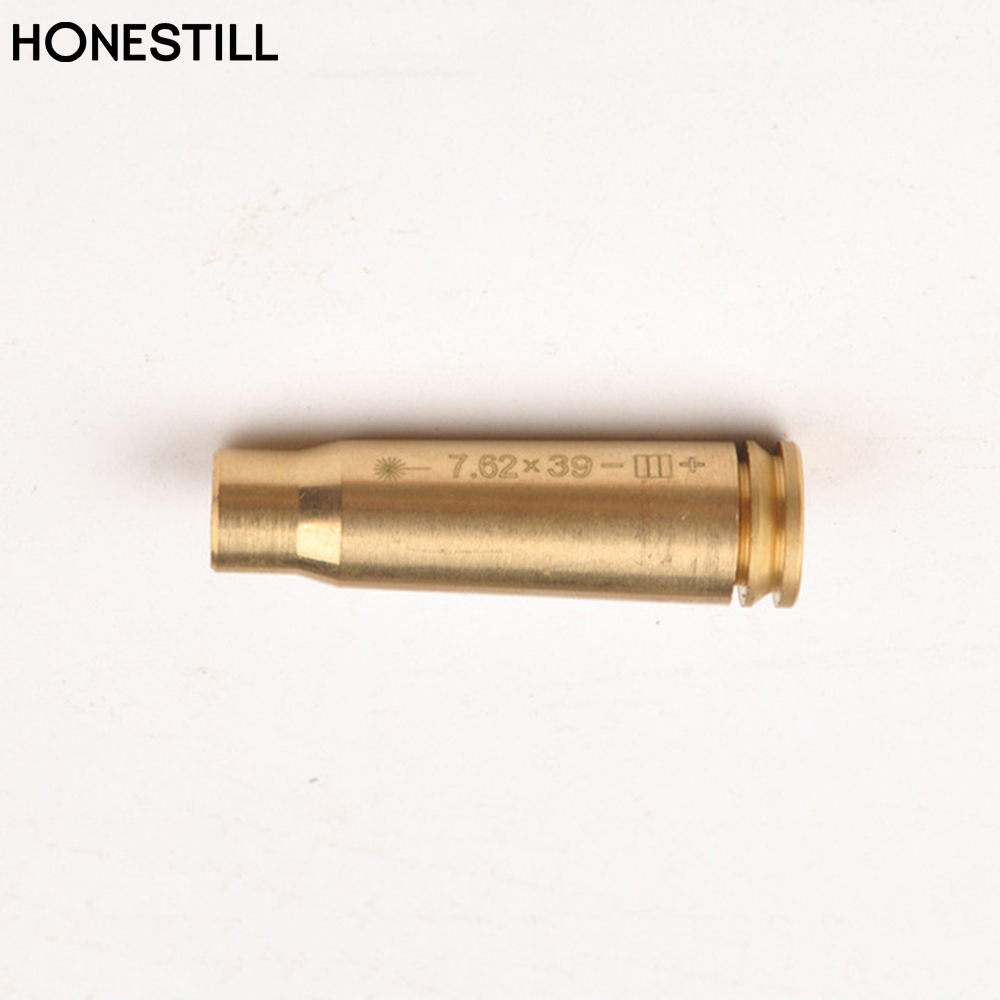 Hunting CAL 7x57R Visible Red Dot Laser Boresighter Brass Bore Laser Sight