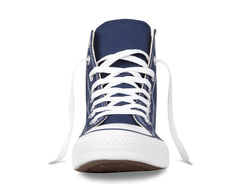 Первоначально конверс все звезды обувь высокие мужчины женская кроссовки холст обувь высокого синий классические скейтбордингом обувь бесплатная доставка