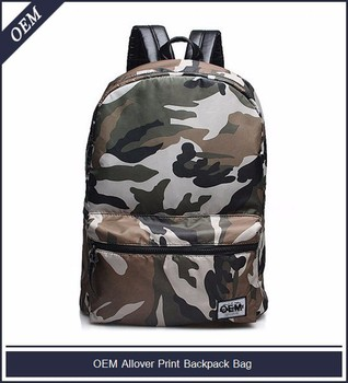 953c890df7ad Fashion Waterproof Digital Camo Backpack - Buy Digital Camo ...