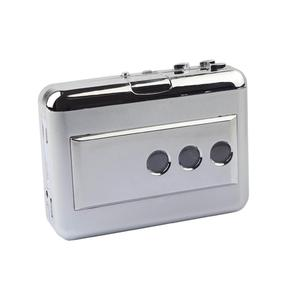 USB Cassette to MP3 Converter Capture Audio Music Player