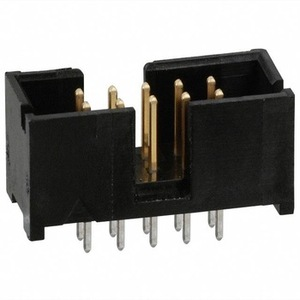 GOLD PLATED 5103309-1 MOLEX Connector HEADER LOPRO STR 10POS
