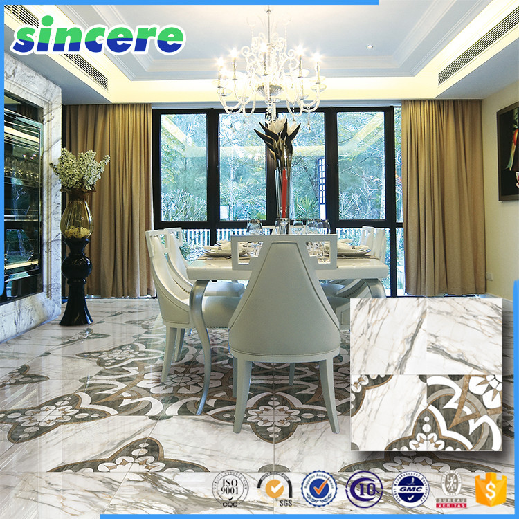 Kitchen and bathroom flower design wall tiles