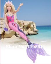 Free shipping The little mermaid doll toy children toy mamaid doll toy girls doll original package
