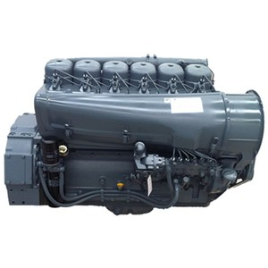 6 cylinders air cooling 79kw Deutz diesel engine F6L913 for construction machinery