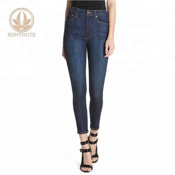 bd8083d215 OEM Tall Women Skinny Fit Ladies Sexy Factory Outlet Custom Denim Jeans