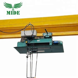 LDY Type 1t 2 t 3 T 5 t 10 ton Metallurgical Single Beam Overhead Crane China Supplier