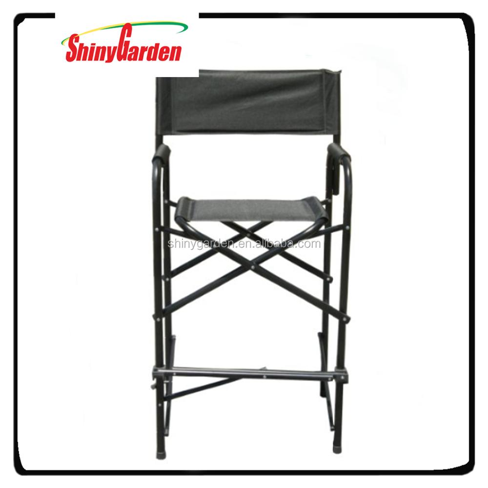 Shinygarden marco metal de altura silla de director Director 2-silla ...