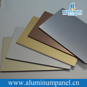 Metal wall panel fireproof sheet aluminum composite panel alucobond