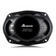 Chinese OEM Factory Entry Level Iron Basket 3 Way 6*9 Inch Car Coaxial Audio Speaker