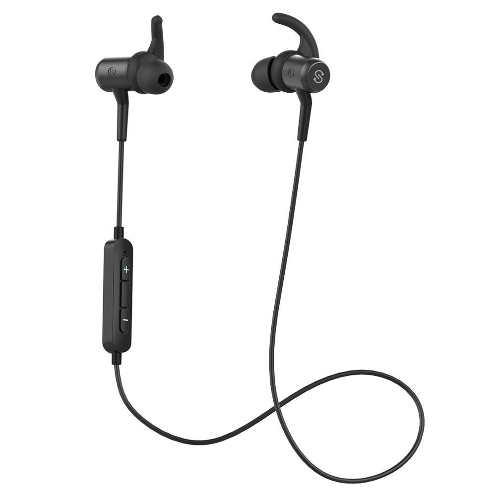Soundpeats Q34 Inalámbrico Impermeable En La Oreja Auricular Bluetooth Auriculares Con Micrófono Con Cancelación De Ruido Auriculares Estéreo Buy