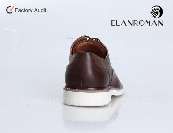 men New Fashion European leather casual shoes men shoes genuine business flat handmade qgYPO