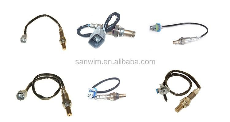 0005407617 New Oxygen Sensor for Mercedes W140 W202 W210 W220 R190 SL C280