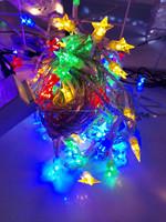 Wholesales Small Star Light Of Rice Bulb Christmas Light Holiday ...