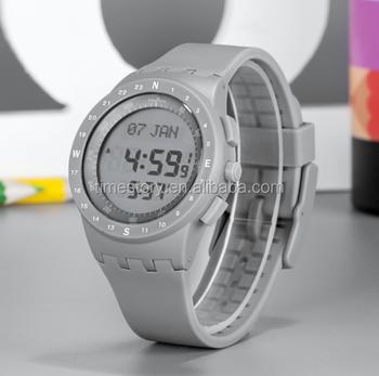 Islamic Azan Wrist Watch Pray Watch Waterproof With Qibla Direction - Buy  Aibla Direction Watch,Colour Sport Watch,Manual Alarm Clock Product on