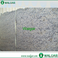 Flamed StCeciliaLight-Slab polished granite slabs With High Quality